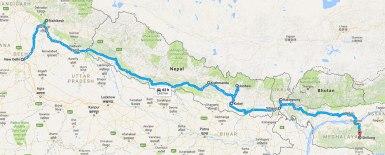 Rev. Linda Simmons Sabbatical to Nepal & India